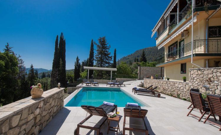 Secret Paradise Apartments & Studios Lefkada